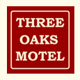 Three Oaks Motel Logo